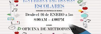 Bono Escolar 2015